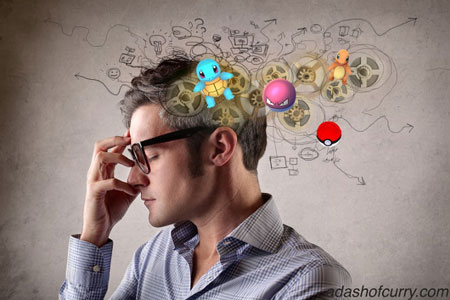 How Pokemon Go resembles life with ADD